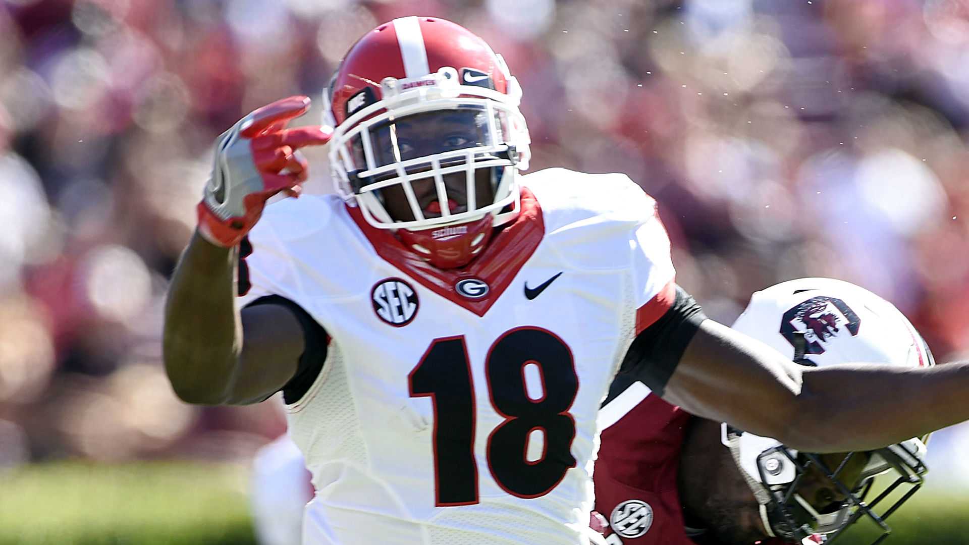 Image result for deandre baker