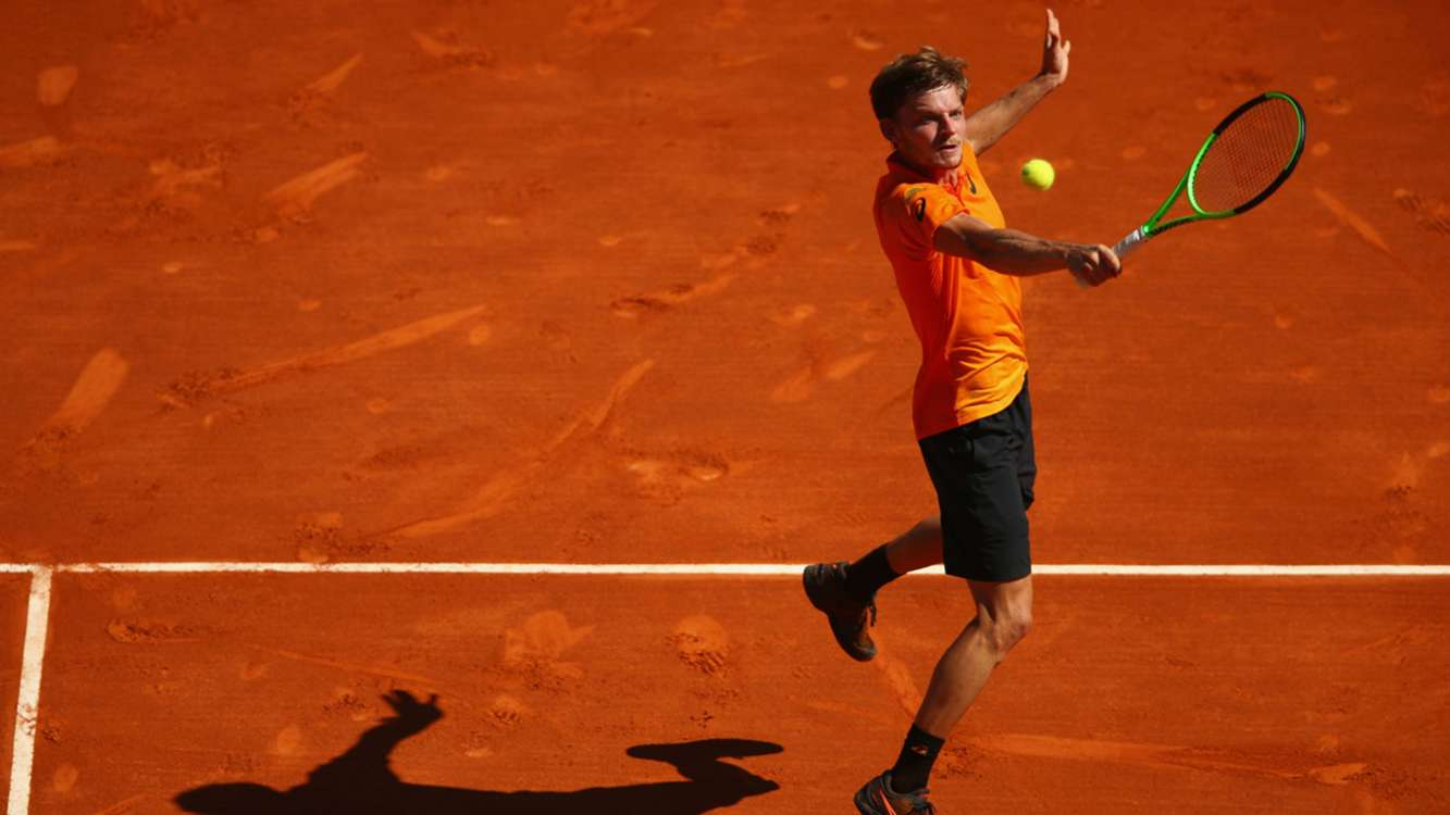 Magnificent Goffin claims Djokovic scalp
