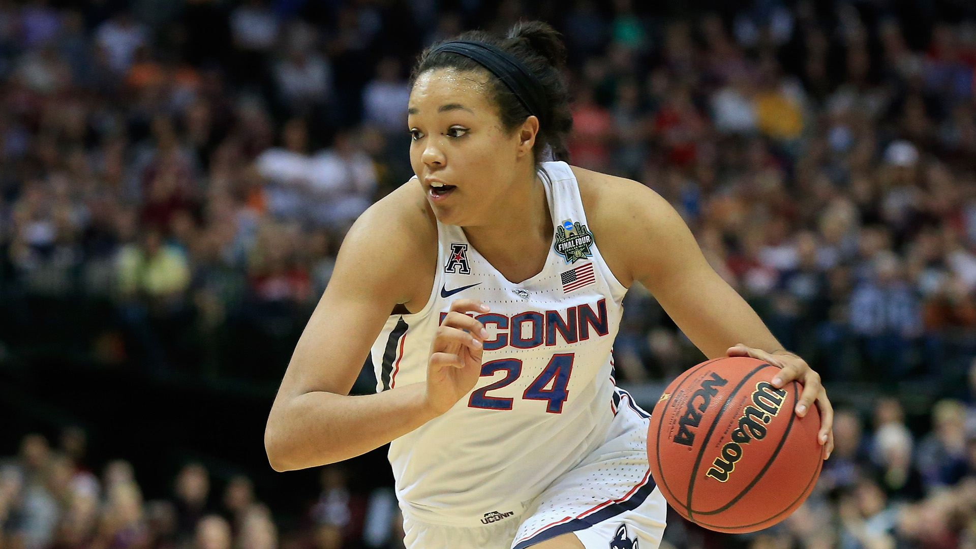 Women's NCAA Tournament: UConn scores 94 points