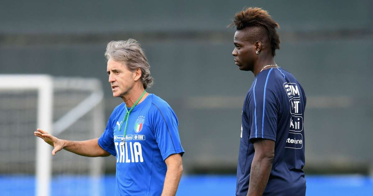 Mancini Challenges Balotelli To Earn Italy Recall