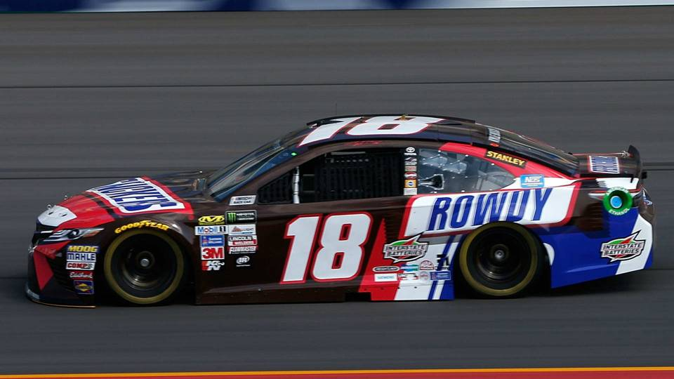 NASCAR starting lineup at Kentucky: Kyle Busch on pole for ...