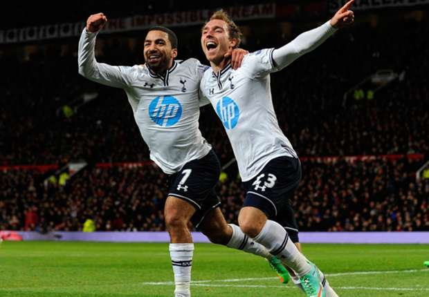 Eriksen delighted with Manchester United upset