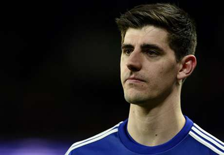 Courtois: I'm committed to Chelsea