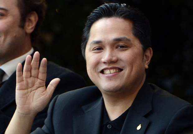 Thohir: Inter will make more signings