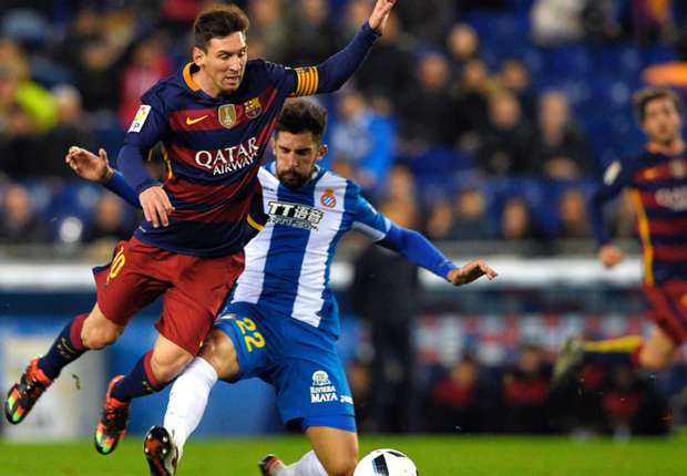 Messi thought I would hurt him and called me bad - Gonzalez