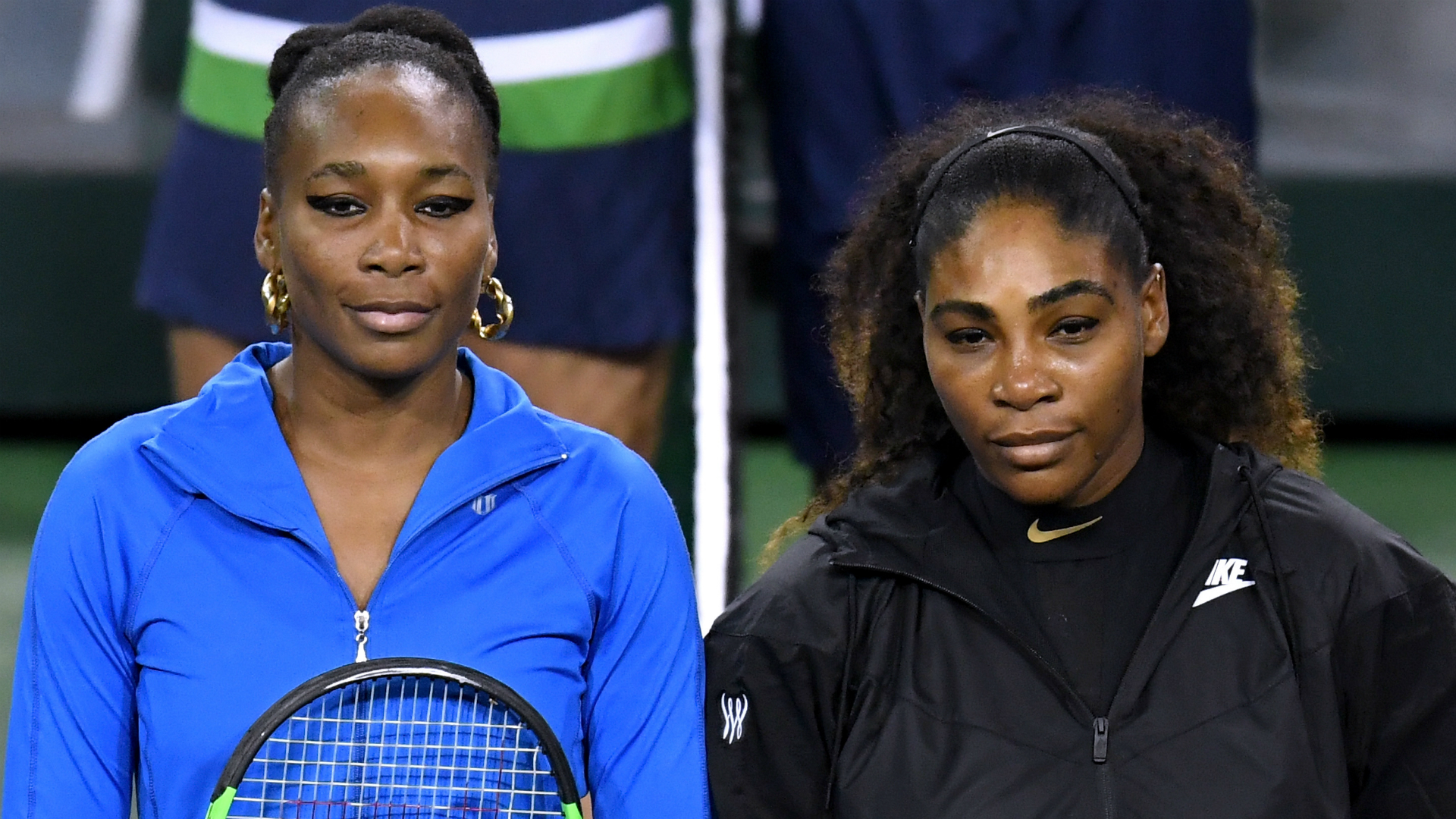 Williams sisters win to set up clash at Indian Wells
