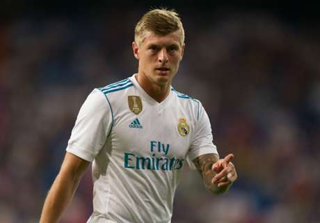 Kroos allows Madrid and Ronaldo to hit top gear