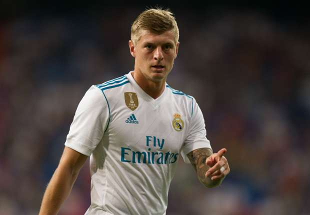 Kroos returns for Madrid's trip to Dortmund