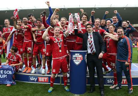 Southgate: Boro can succeed in PL