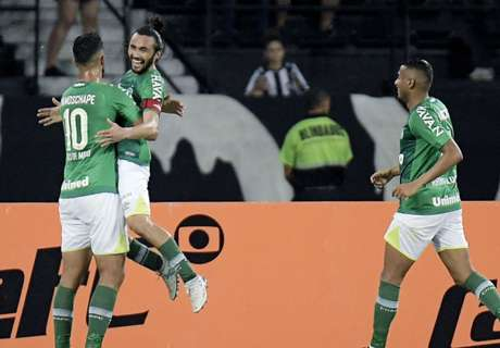 Chapecoense secure Libertadores qualification