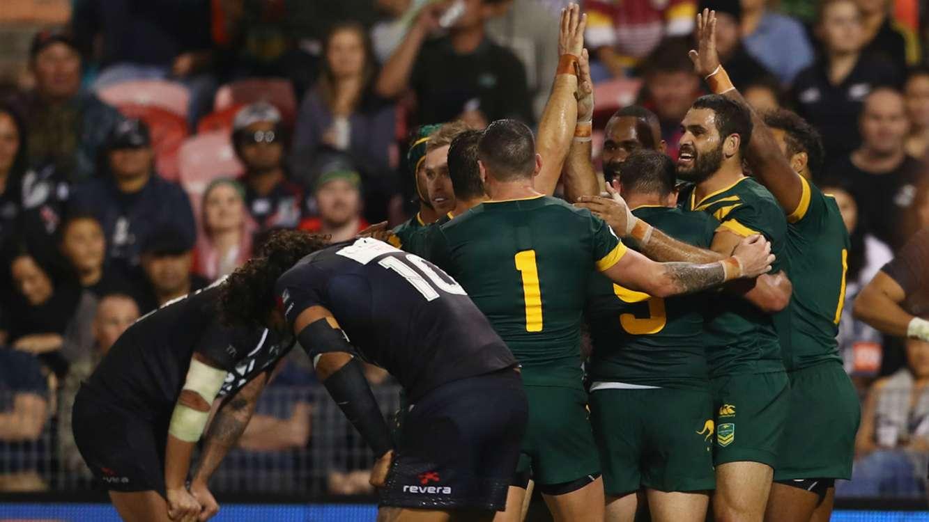 Meninga starts Australia reign with unconvincing Anzac win