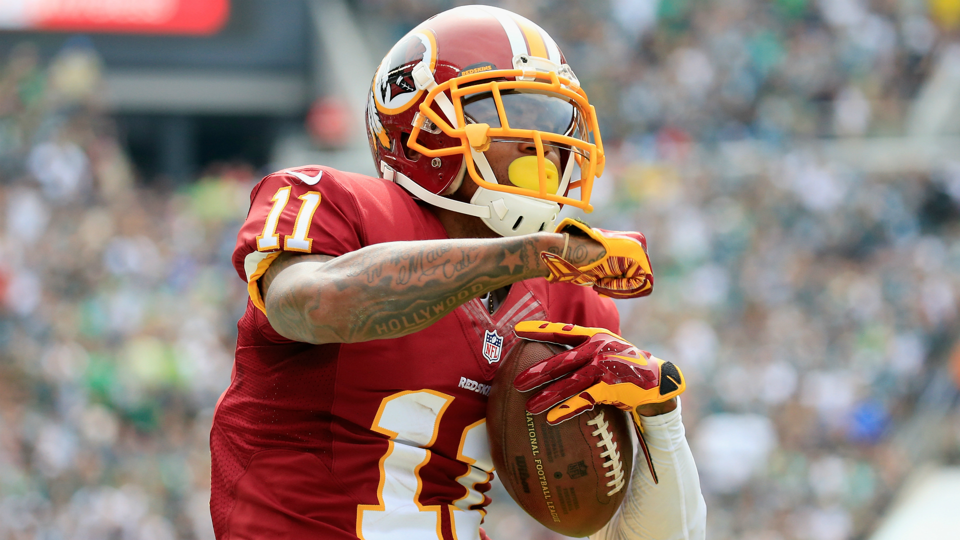 DeSean Jackson would like to re sign with Redskins