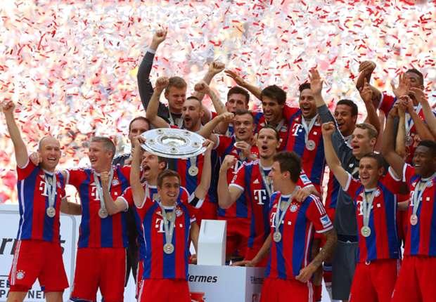 Bundesliga fixtures announced - Bayern meet Wolfsburg in season opener