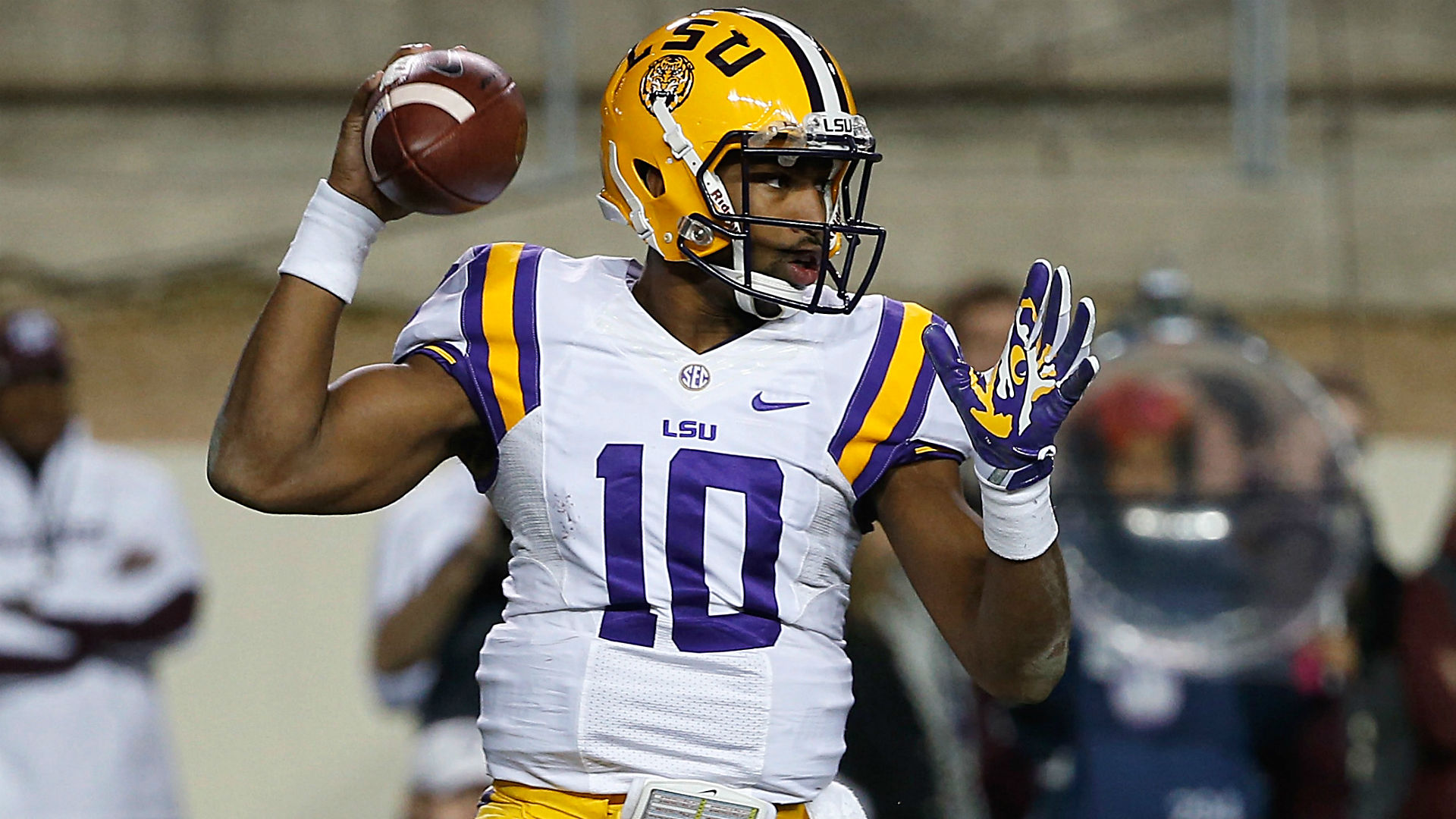 LSU QB Anthony Jennings, teammates won't face charges