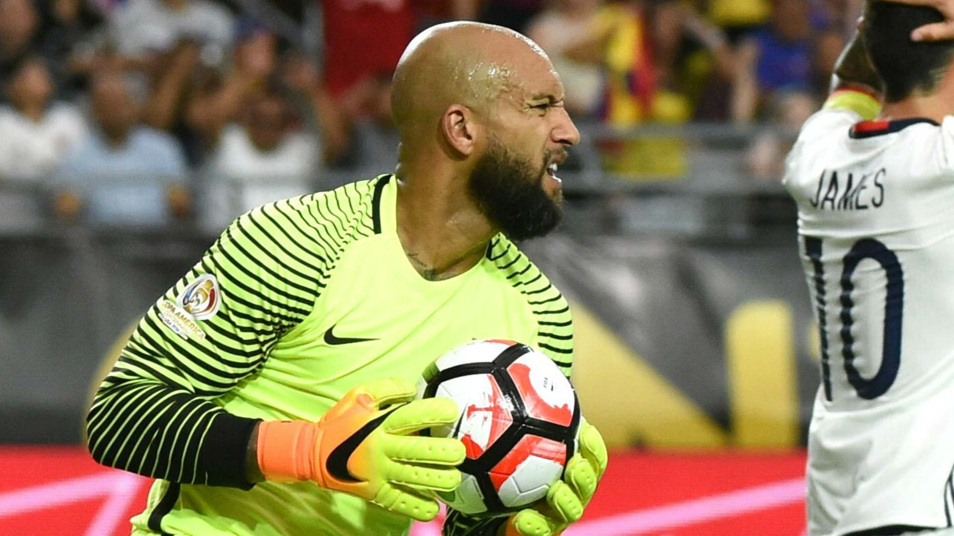 Tim Howard returns to Colorado, reportedly out for Western Conference Championship