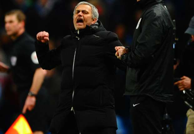 Admit it Mourinho, you think Chelsea will win the league