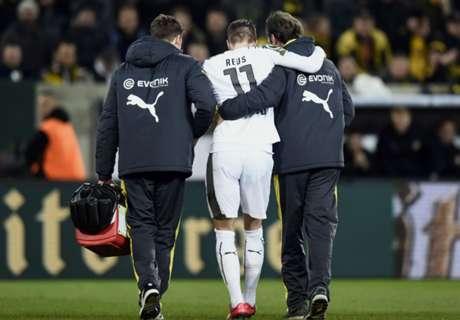 Report: Dresden 0-2 Dortmund