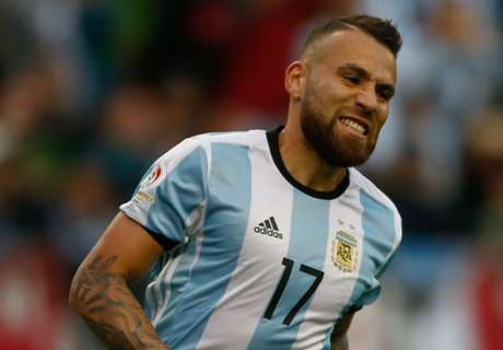 Otamendi rescues a point for Argentina