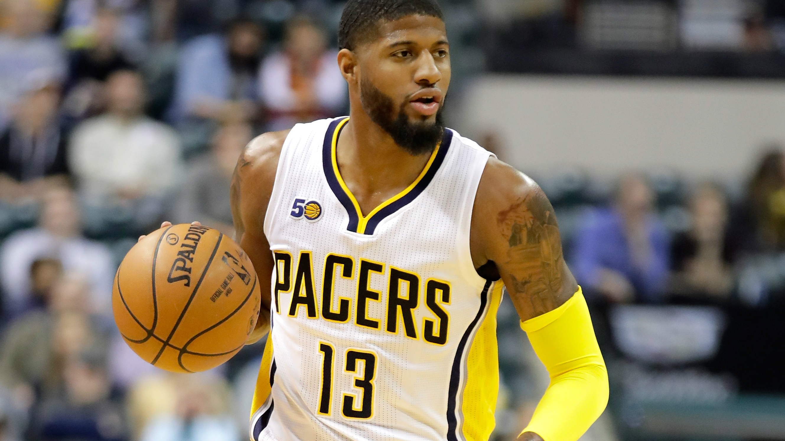 Pacers' Paul George can't wait to rekindle 'special ...