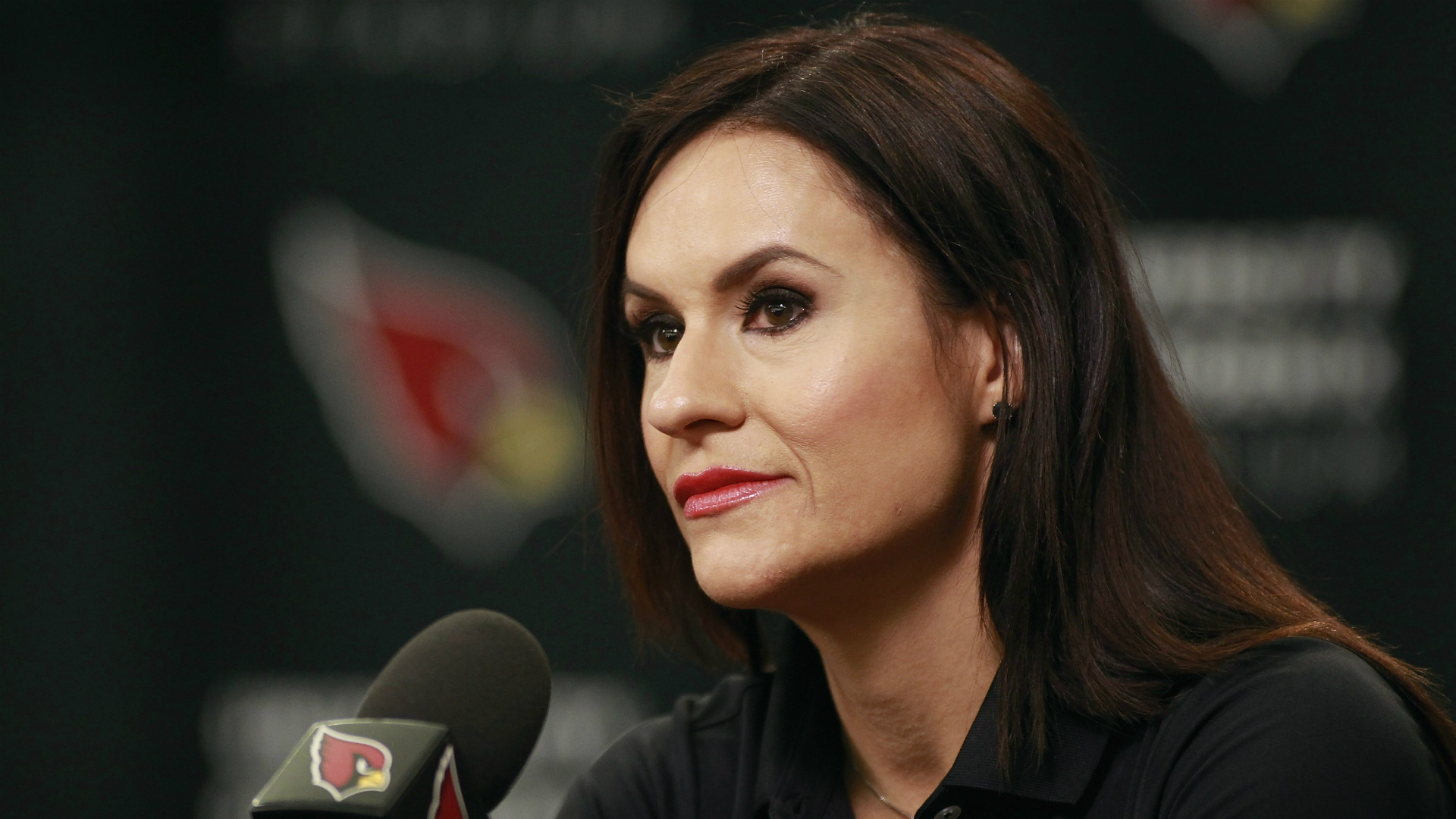 New Cardinals coach Jen Welter is 'tired of hearing about Tom Brady's balls'
