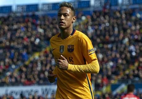 PSG Rayu Neymar Dengan Gaji Besar