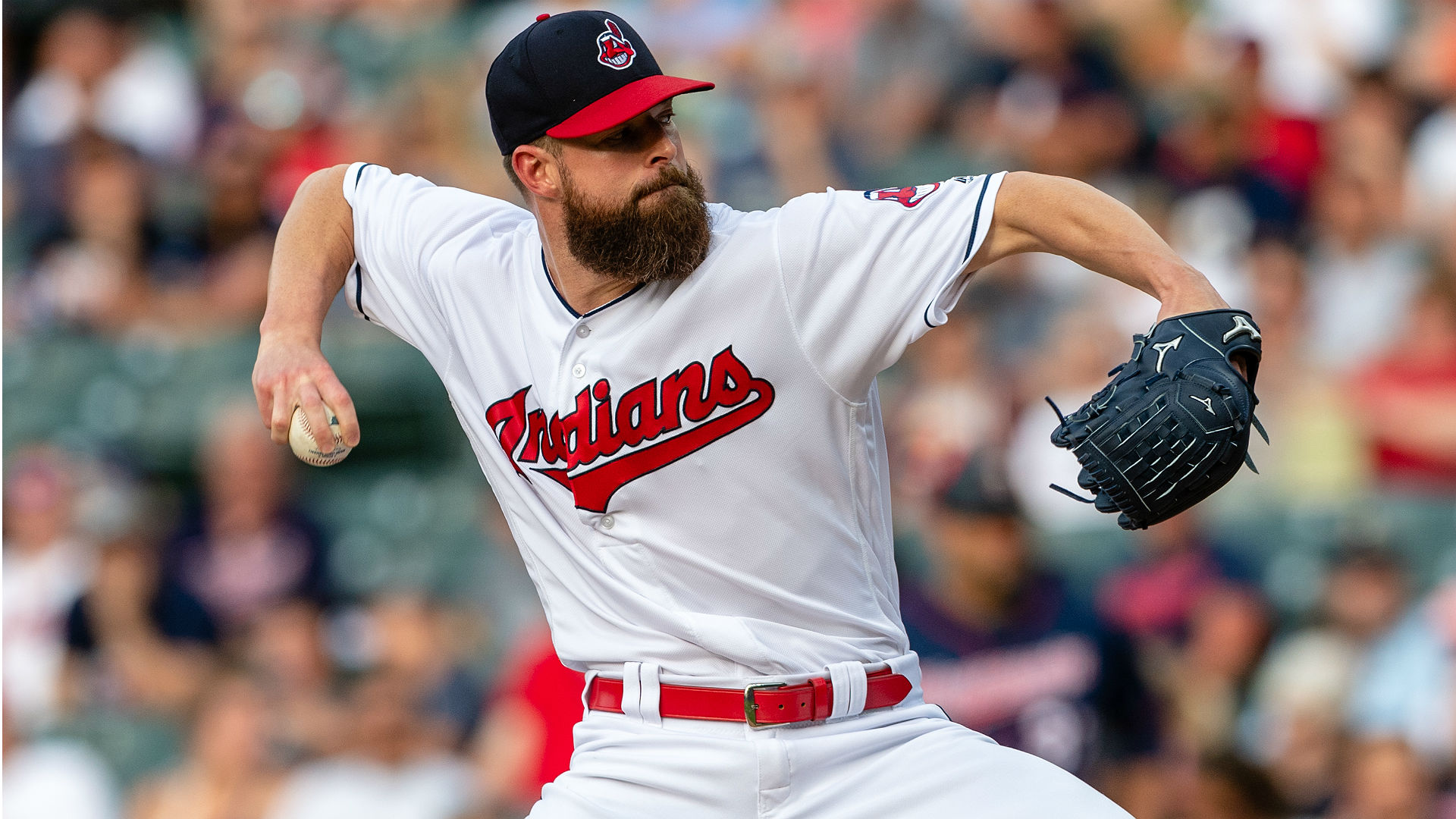 Indians continue to discuss dealing SP Kluber