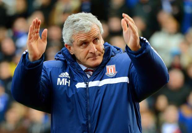 Hughes wants Stoke momentum against Hull