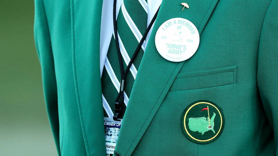 Masters green jacket bought for $5 in thrift store sells for $139K ...