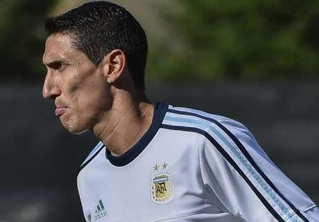 Di Maria doubt for Copa final