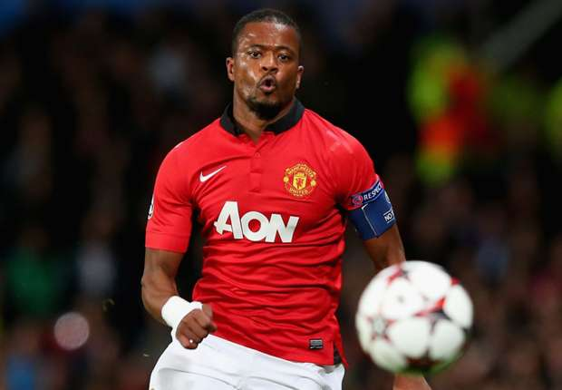 Juventus set to make offer for Evra