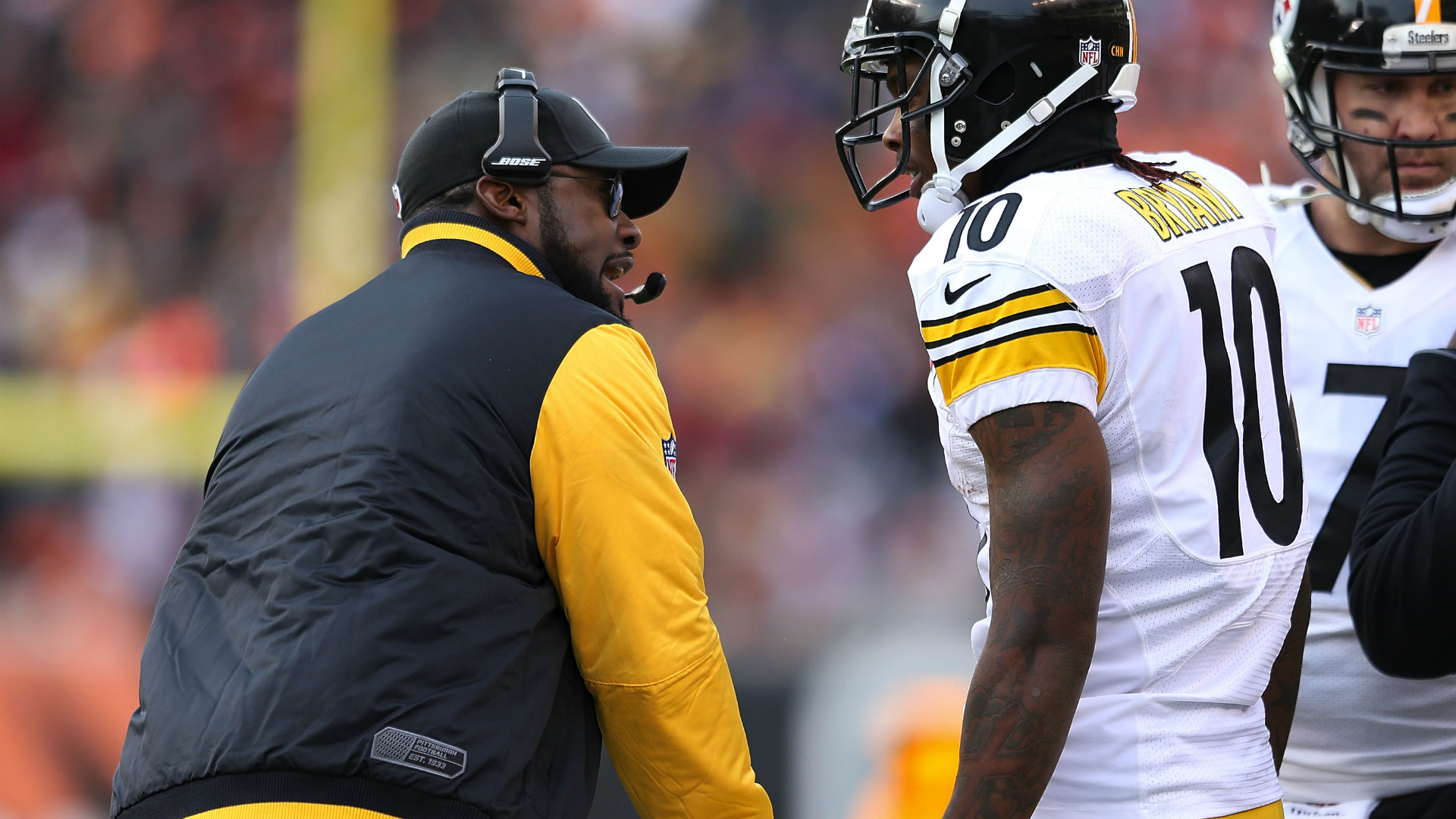 Steelers might be willing to deal Martavis Bryant