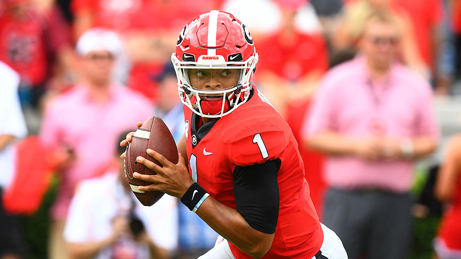 Georgia transfer QB Justin Fields to seek 2019 eligibility at Ohio State