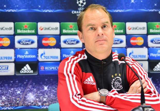 De Boer: I want to coach Liverpool or Tottenham