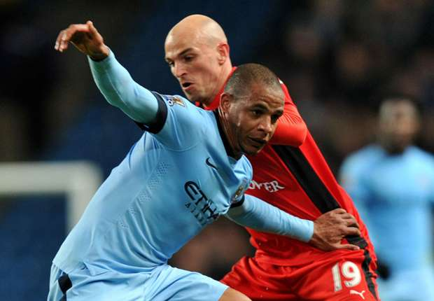 Manchester City: I'll improve for now I'm injury-free, says Fernando