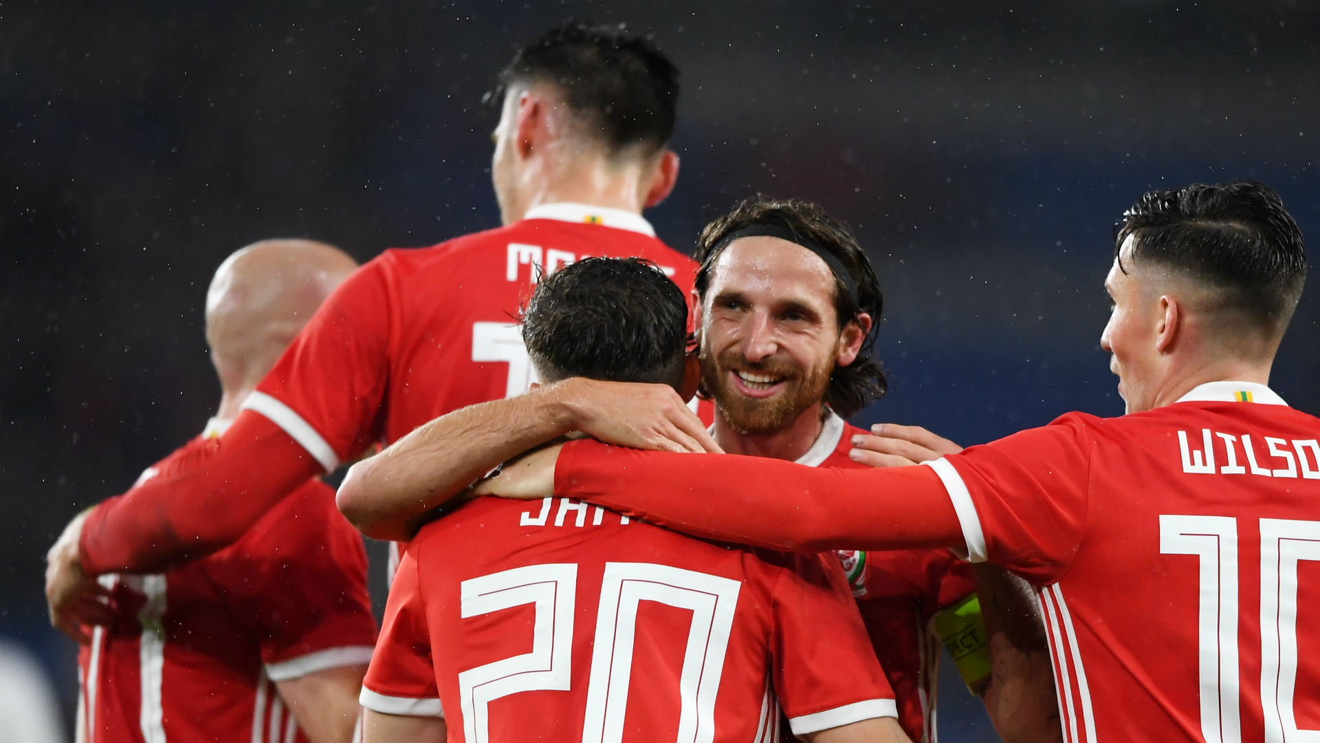 Wales 1-0 Belarus: James continues impressive form with fine winner