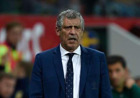 Determined Portugal please Santos