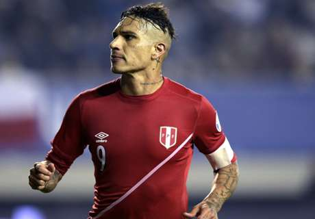 Guerrero gears up for Chile