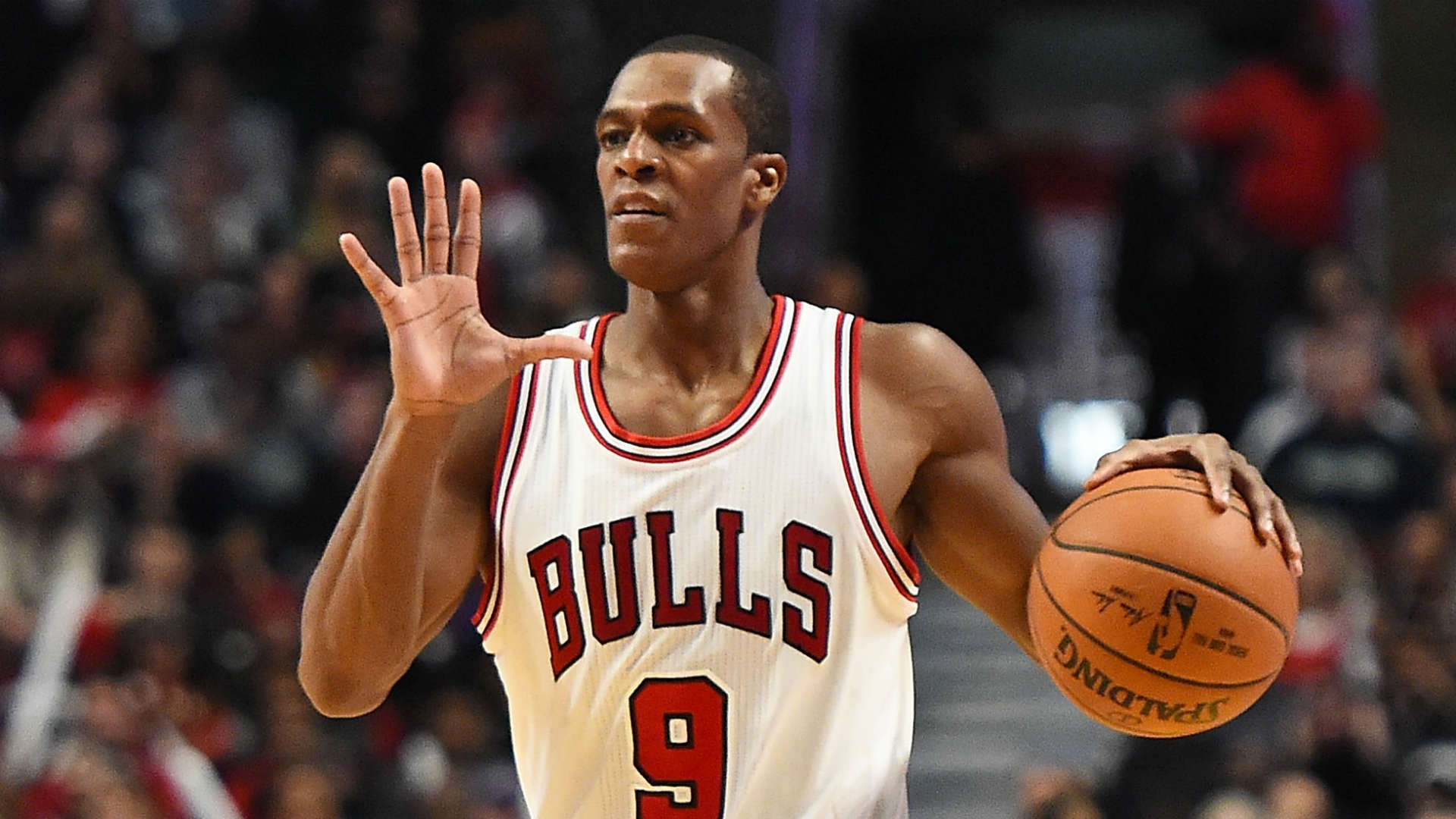 Image for Rajon Rondo calls BS on Bulls saying benching was to 'save him from himself' | NBA | Sporting News