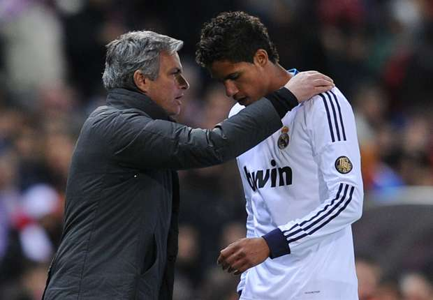 Varane is Madrid's future - Zidane dismisses Manchester United rumours