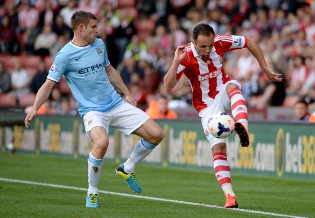 Etherington to leave Stoke at end of season