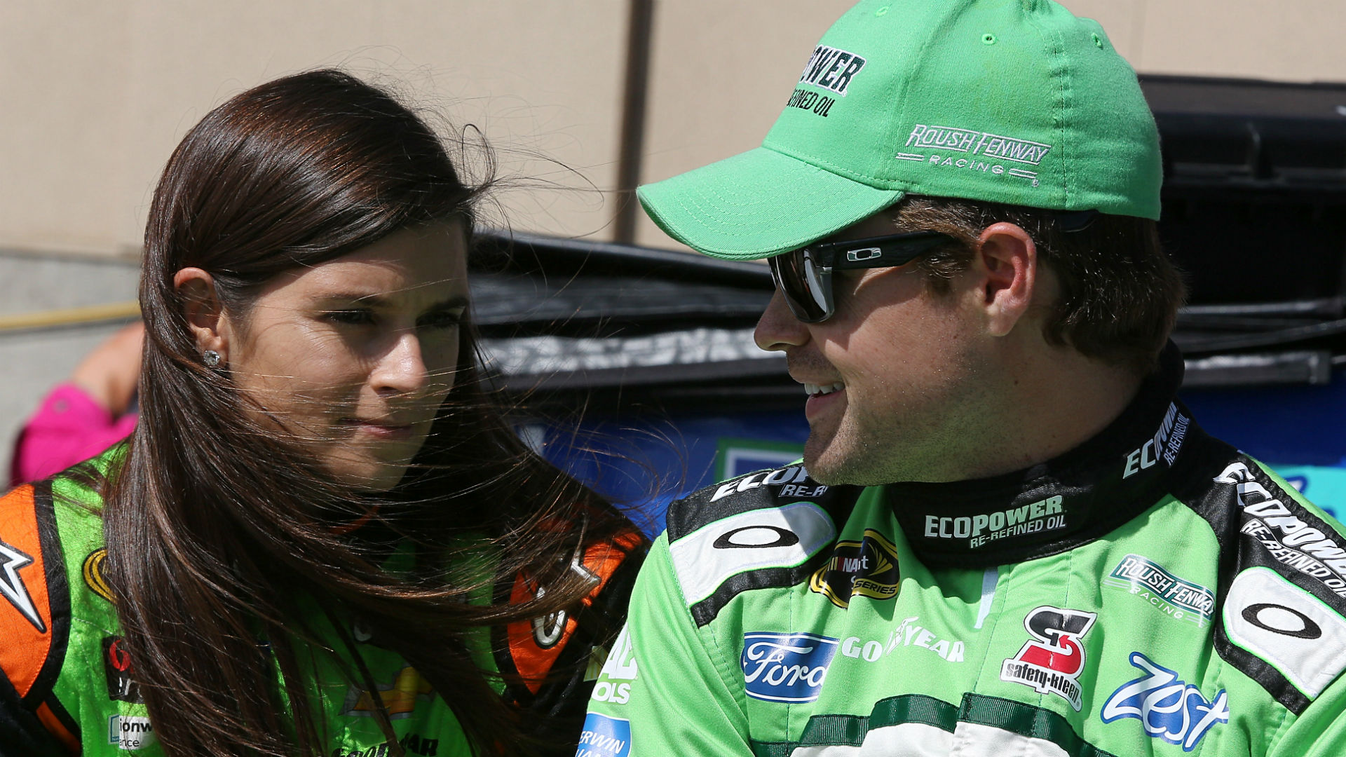 Danica Patrick, Ricky Stenhouse Jr. end five-year relationship