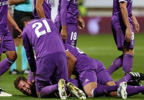 Zidane: Nacho goal better than mine