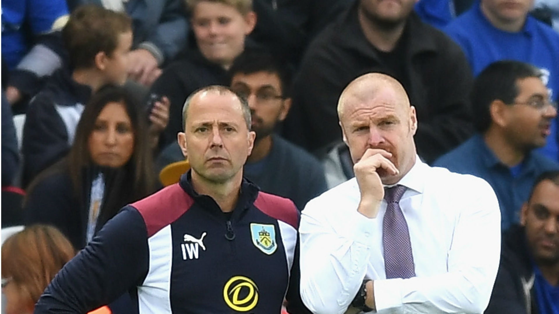 Burnley - Premier League Football - 17 September 2016