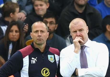 Dyche slams Burnley defending
