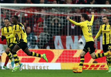 Report: Bayern Munich 2 Dortmund 3