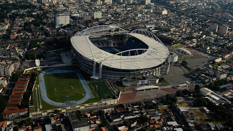 Rio's Joao Havelange stadium