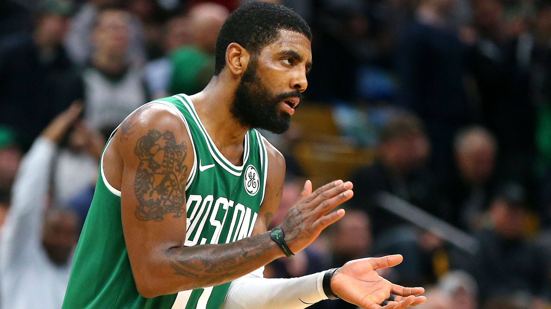 Players that could leave the Boston Celtics this month