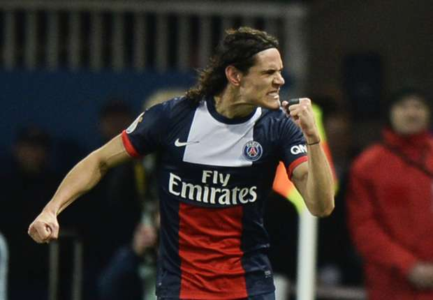 Cavani thrilled with goalscoring return