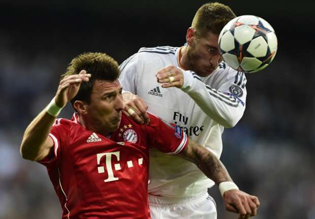 Ramos, Mandzukic, Luiz & the stars one yellow card away from missing Champions League final