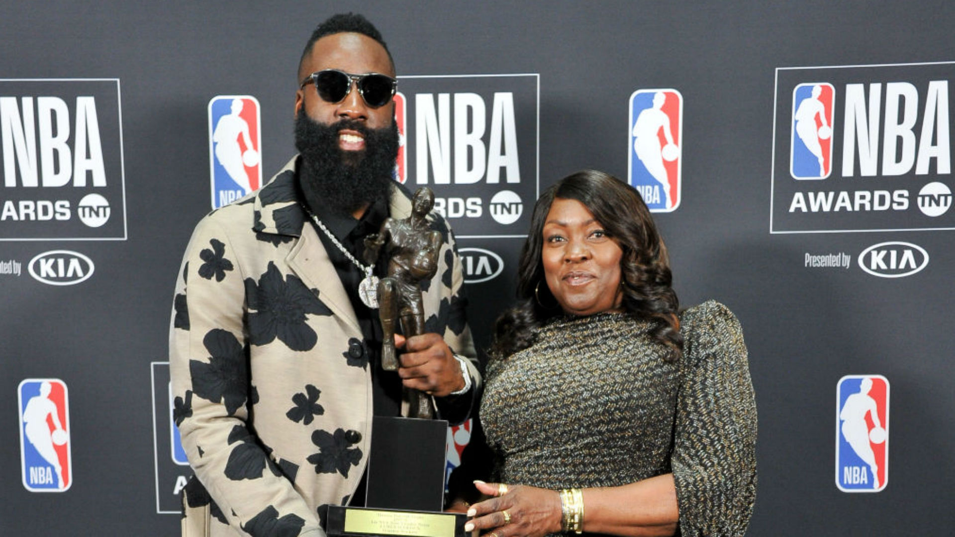 NBA Awards 2018: James Harden says 'it doesn't stop here' after being named MVP
